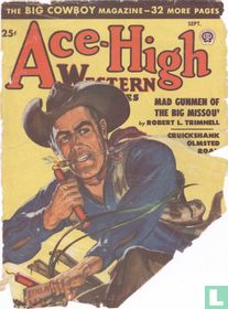 Ace-High Western Stories (US) 1