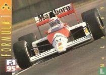 McLaren Tag/Porsche MP4/5