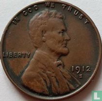 Vereinigte Staaten 1 Cent 1912 (S)