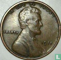 Vereinigte Staaten 1 Cent 1911 (ohne Buchstabe)