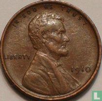 Vereinigte Staaten 1 Cent 1910 (ohne Buchstabe)