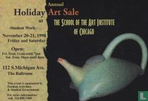 The School Of Art Institute Of Chicago - Holiday Art Sale