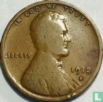 Vereinigte Staaten 1 Cent 1912 (D)