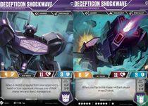 Decepticon Shockwave