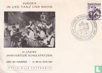 Europa-Lied,dans en muziek