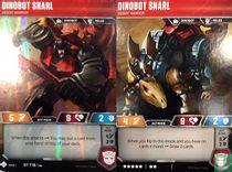 Dinobot Snarl
