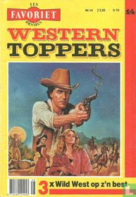Western Toppers Omnibus 14