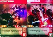 Autobot Mirage