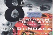 Vila D'Ondara - Certamen De Teatre