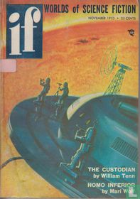 If, Worlds of Science Fiction 11