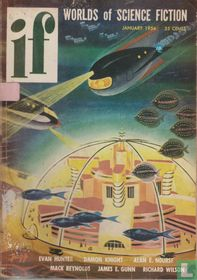 If, Worlds of Science Fiction 01