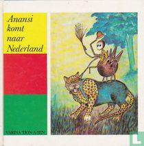Anansi komt naar Nederland