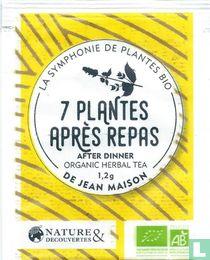 7 Plantes Après Repas