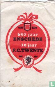 650 Jaar Enschede - 10 Jaar F.C. Twente