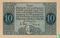 Oschersleben am Bode 10 Pfennig