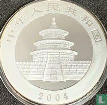 "China 10 yuan 2004 (gekleurd) ""Panda"""