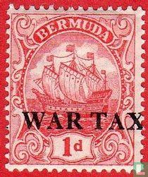 Opdruk war tax