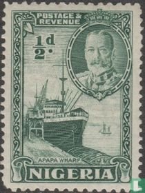 Apapa wharf