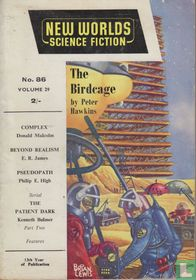 New Worlds Science Fiction [GBR] 86