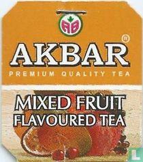 Akbar premium quality tea Mixed Fruit Flavoured Tea