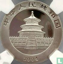 "China 100 yuan 2004 (PROOF) ""Panda"""