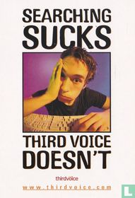 "thirdvoice ""Searching Sucks"""
