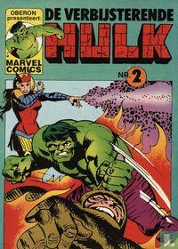 De verbijsterende Hulk 2