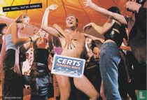 """Certs """"With Certs, You're Covered"""""""