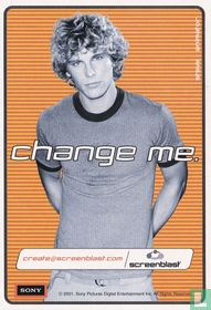 "Sony - Screenblast ""change me"""