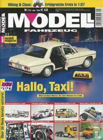 Modell Fahrzeug 1
