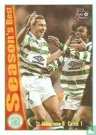 St Johnsone 0 Celtic 1