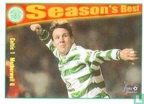 Celtic 1 Motherwell 0