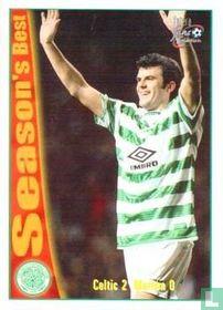 Celtic 2 Morton 0