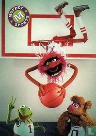 Muppet Team Hoopless!