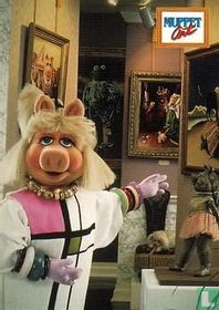Miss Piggy's Private Gallery