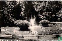 Air Mantjur Kebun Raya Bogor