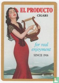 El Producto cigars for real enjoyment since 1916