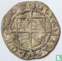 Engeland ½ groat 1582-1600 (2 pence)