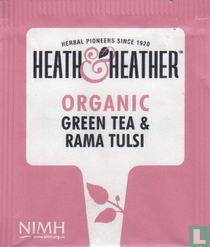 Green Tea & Rama Tulsi