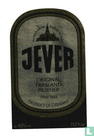 Jever Original Friesland Bier