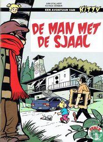 De man met de sjaal
