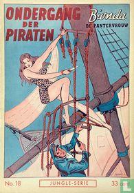 Ondergang der piraten