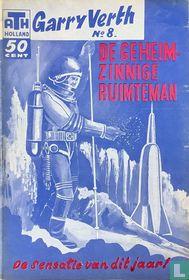 De geheimzinnige ruimteman