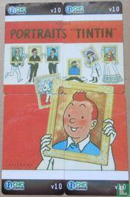 """Portraits """"Tin Tin"""""""