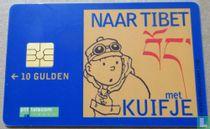 Met Kuifje naar Tibet