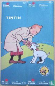 Kuifje/TinTin - Kuifje en Bobbie /Krab.