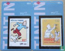Kuifje / TinTin - Postzegels