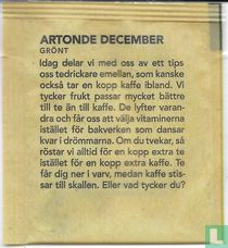 Artonde December