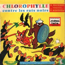 Chlorophylle contre les rats noirs