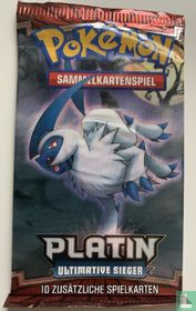 Booster - Platin - Ultimative Sieger (Absol)